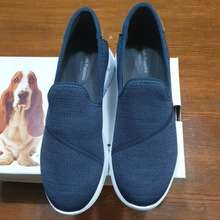 Hush Puppies Ladies Slip On Sneakers Shoes Size Us 7