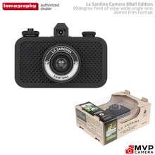 Lomography La Sardina Camera 8Ball Edition 35Mm Analogue Film Camera Mvp Camera
