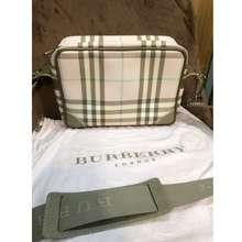 Authentic Burberry Bag Sling Body Camera Bag