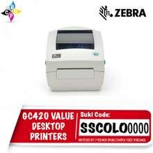 Zebra Gc420 Value Desktop Label Printers