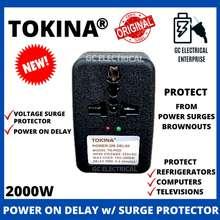 Tokina Power On Delay To-Pod, Voltage Surge Protector / Power Surge Protector