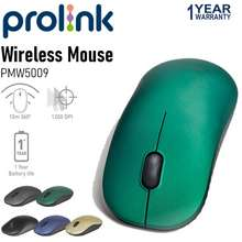 Prolink Pmw5009 Wireless Optical Mouse For Laptop & Computer