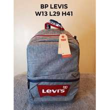 Levi's Original Backpack Large Padded Laptop Sleeve From Usa