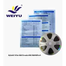Hdt Hybrid Hb-31 New Updated 2020 Cd Tape With Free Additional Pages