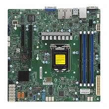 Supermicro MBD-X11SCH-F-O Micro ATX Server Motherboard