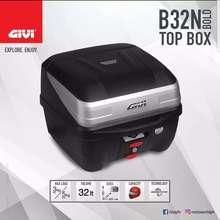 Givi B32N Bold Top Box (32Liters)