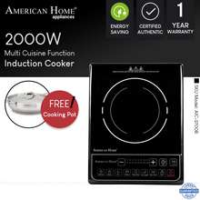American Home Induction Cooker Aic-3700B