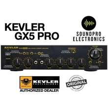 Kevler Original Gx5Pro High Power Videoke Amplifier 600W X 2