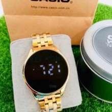 Michael Kors Casio Touch Couple Waterproof Fashion Watch Men Women Accessories Style Watch
