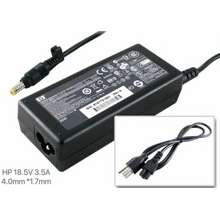 HP Laptop Charger 18.5V 3.5A 4.0mm x 1.7mm Compaq Presario chargers C300 C500 C700 series
