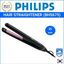 Philips [] Bhs675 Straightcare Hair Straigtener / Philip'S Hair Straightener