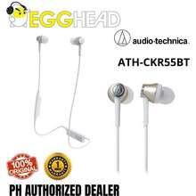 Audio-Technica Audio Technica ATH-CKR55BT In-Ear Wireless Earphones Copper Gold