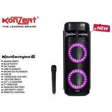 Konzert Kontempo6 Portable Bluetooth Speaker