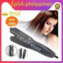 Epsa 118 Amber Pro Flat Hair Iron [Free Gifts] (Epsa #118)