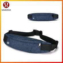 Lululemon Sports And Leisure Waist Bag Is Fashionable With Various Back Methods, Convenient And Practical Design