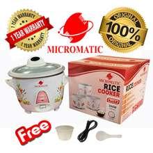 Micromatic ORIGINAL 3 CUPS (1 YEAR WARRANTY)