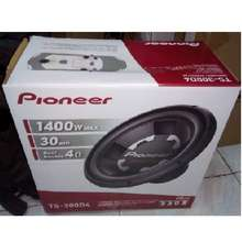 Pioneer TS-300D4 30cm (12 ) 4Ω Dual Coil D-Series Component Subwoofers