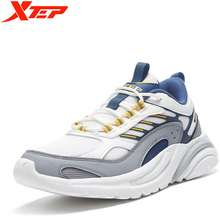 XTEP sports shoes for men summer breathable mesh casual shoes lightweight sneakers 879319320041