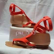 Vivienne Westwood Melissa Jelly Gladiator Sandals Size 8