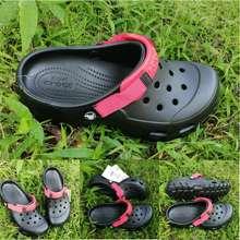 Crocs Offroad Sport Big Size Men Shoes Beach Shoes Summer 2020 Ready Stock Free Jibbitz