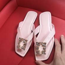 Roger Vivier High Quality Pink Casual Sandals Shoes For Women
