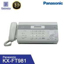 Panasonic Kx-Ft981Cx-W Thermal Fax Machine
