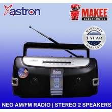 Pensonic Neo Portable Radio Am/Fm, (Mp3/Mp4 Line In)