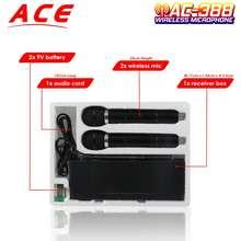 Ace Electronics Wireless Microphone AC-388