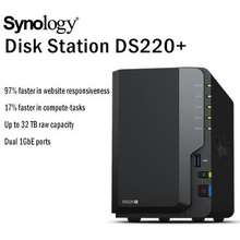 Synology Diskstation Ds220+ Nas