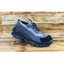 Reebok Caterpillar Holton Low Brown Safety Boots Men Tracking Bikers Touring Hiking Field Work