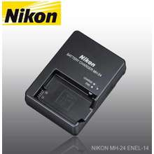 Nikon Mh-24 Camera Charger For El-14 El-14A Battery P7000 P7100 D5200 D5100 D3100 D3200