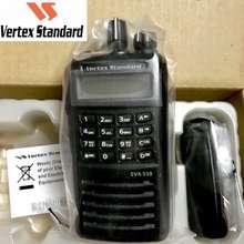 Vertex Standard Everge Evx-539 Vhf Or Uhf Digital Portable Two Way Radio
