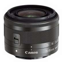 Canon EF-M 15-45mm f3.5-6.3 IS STM (Black)
