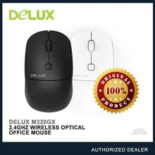 Delux M320Gx | Basic Wireless Mouse 2.4Ghz Office Mouse