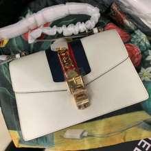 Gucci G*U©Ci Sylvie Shoulder Bag Clur