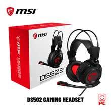 MSI Ds502 7.1 Virtual Gaming Headset