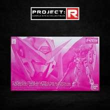 Bandai Namco Entertainment P- Rg 1/144 Gundam Exia (Trans-Am Mode) Gloss Injection Ver.