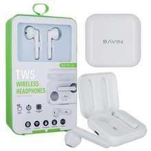 Bavin 06 Original Wireless Color Bluetooth Earphones (白)