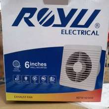 Royu High Quality Wall Mounted Exhaust Fan:4Inches, 6Inches Available!