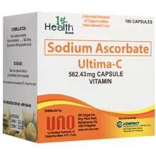 UNO UNO Sodium Ascorbate Ultima-C 100 capsules