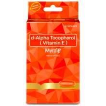 Myra Myra Vitamin E Supplement 400 IU 8 capsules