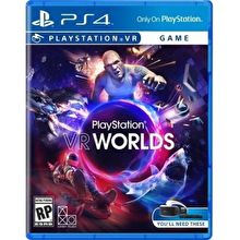 Sony Sony PlayStation VR Worlds PS4